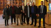 Berrin Kemiksizoğlu'na Mesai Arkadaşlarından veda programı
