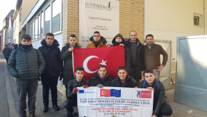 Arifiye'li Öğrenciler Almanya'da