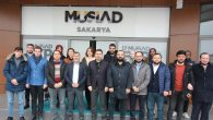 MÜSİAD Sakarya, Yedirenk ve SAÜ'ye bağlı Uluslararası Öğrencileri Ağırladı.