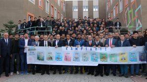 Geleceğin Mühendisleri Sakarya'da Kampa Girdi