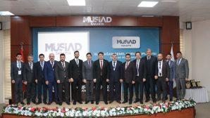 MÜSİAD Sakarya'nın Yeni Yönetim Kurulu