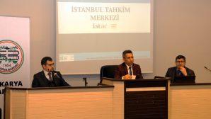 Avukatlar için Tahkim konulu seminer düzenlendi