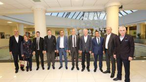 Mesleki Kuruluşların Başkanları tekrar toplandı