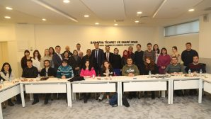 Malezya Heyeti 'Uluslararası Ticaret Elçileri' ile görüştü