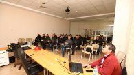 Büyükşehirin İş Sağlığı ve Güvenliği seminerleri devam ediyor.