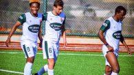 Kışlaçayspor'un Nijeryalı oyuncusu Boluspor U21 takımı ile antrenmanlara çıkıyor.
