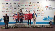 Arifiye Atılgan Spor Kulübü Sporcusu Yasir Yavuz Dünya 3.'sü Oldu