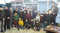 Başkan Karakullukçu Sabah Namazında çocuklar ile buluştu