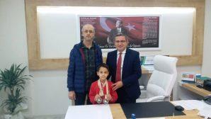 Bekir Sıtkı'nın Erdem'inden Wushuda Kocaman Türkiye Birinciliği