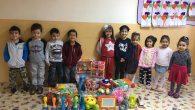 Bekir Sıtkı Durgun'un Miniklerinden Burdur'a Yardım Eli