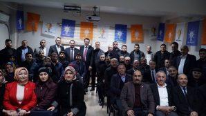 Ak Parti Sakarya Milletvekillerinden Arifiye Çıkarması