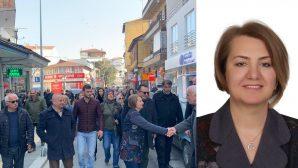 Şehir Plancısı Oya Arapoğlu Sapanca Bağımsız Belediye Başkan Adayı oldu.