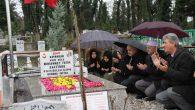İl Milli Eğitim Müdürü DURMUŞ, Şehid Kaymakam Safitürk'ün Arifiye'deki kabrini ziyaret etti.