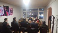 Ocak Başkanları toplantısı Arifiye İlçe de gerçekleşti