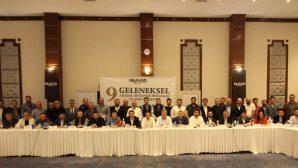 MÜSİAD Sakarya 9.'uncu Çalıştayını gerçekleştirdi.