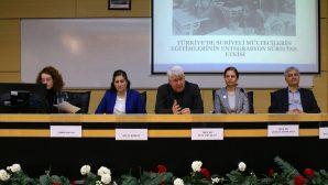 Suriyeliler ve Entegrasyon Konuşuldu