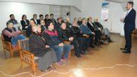 Sakarya Trabzonlular Derneği'nde  terörle mücadele semineri verildi