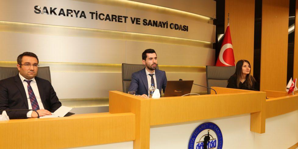 """""""Sanayi İşbirliği Projeleri"""" SATSO'da anlatıldı"""