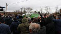 Kartal'da hayatını kaybeden Şevval Yılmaz,son yolculuğuna uğurlandı.