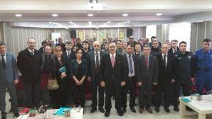 İlçemizde Okul Müdürleri ve Okul Aile Birliği Başkanları Toplantısı Gerçekleştirildi.