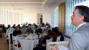 Başkan Karakullukçu Ak Kadınlar ile Seçim Çalışmalarına başladı