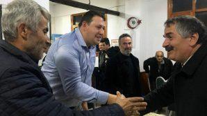 Başkan Karakullukçu Mahalle Ziyaretlerinde Vatandaşlar ile buluştu