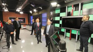 Vali Nayir Basın Kuruluşlarını Ziyaret Etti