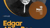 OSM'de 'Edgar Allan Poe' konuşulacak