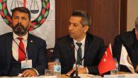 Baro Başkanı Burak: Tartışılamayacak derecede tıkandık