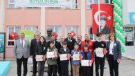 Arifiye Neviye İlkokulunda Fidan Dikim Töreni düzenlendi