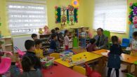 Kaymakamımız Bekir Dınkırcı Kazım Karabekir  ve Arifiye Anaokulunu ziyaret etti.