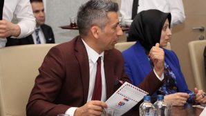 Başkan Burak Koruma Kurulu Toplantısına katıldı