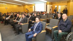 SGK yöneticileri ve medikal sektörü şirket temsilcileri buluştu.