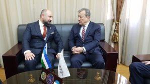 Patronlar Platformundan Özbekistan'a ziyaret