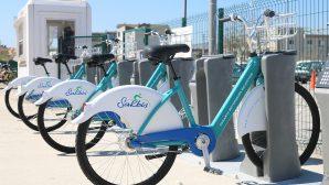 Akıllı Bisikletler 15 farklı noktada hizmete başladı