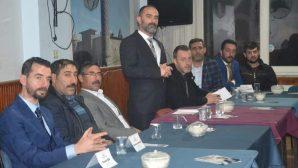 BBP Adayı Hakan YAZICI'dan Arifiye Erzurumlular Derneğine ziyaret