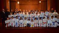 Arifiye Ayyıldız Genclik ve Spor Kulubünün kuşak terfi ve diploma töreni gerçekleşti