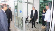 Toyotasa Acil Yardım Hastanesini inceledi