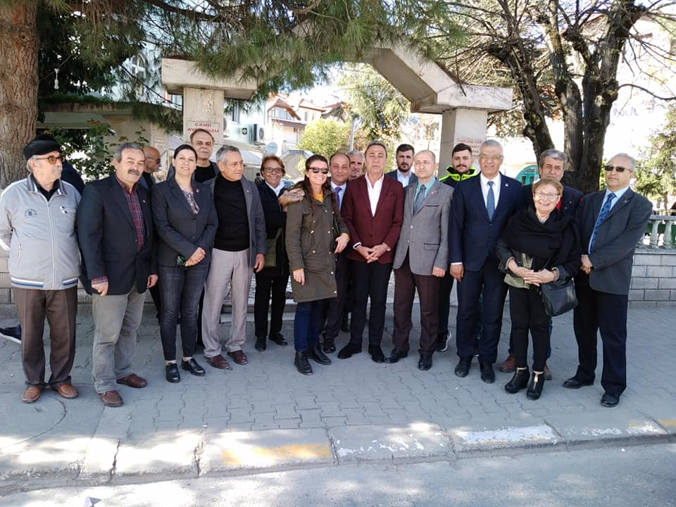 Eski Milletvekili ŞİMŞEK'ten CHP Arifiye Adayı BAŞ'a destek