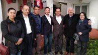 Saadet Partisi Başkan Adayı KUL'dan,CHP Adayına ziyaret