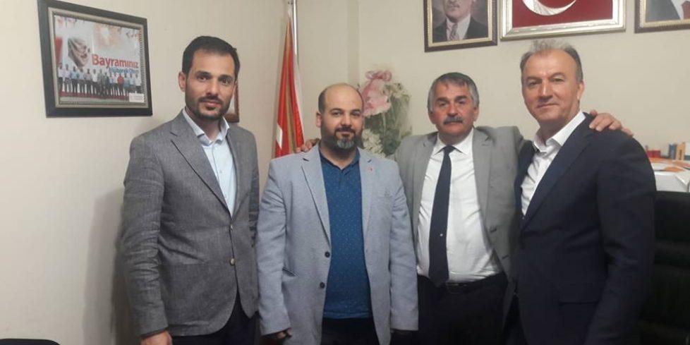 Saadet Partisi Arifiye Eski İlçe Başkanı Balcı, Ak Partiye geçti!