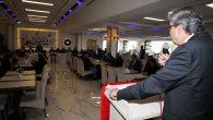Büyükşehir Başkan Adayı Ekrem Yüce,'Yatırımlar Sakarya'da yükselecek'