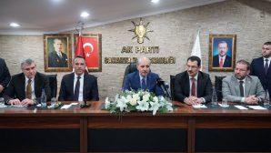 AK Parti Genel Başkanvekili Kurtulmuş, Sakarya'da