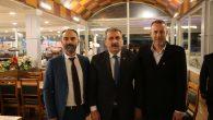 BBP Genel Başkanı DESTİCİ,Başkan Adayı YAZICI ile görüştü