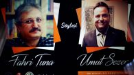 Yazar Fahri Tuna nihayet doğduğu ilçe de söyleşi ve imza gününde.