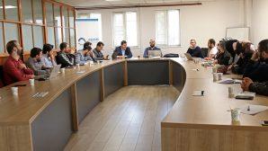 """""""Katılım Bankacılığı Uygulamaları ve Danışma Kurulları"""" başlıklı ihtisas semineri düzenlendi."""