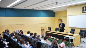 SAÜ'de Proje Yönetimi eğitiminin ikinci oturumu düzenlendi.