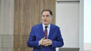 Kamu Başdenetçisi Malkoç SAÜ'de Konuştu