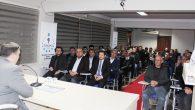"""Prof. Dr. Can, TÜMSİAD'da konuştu:     """"Belirsizlikle mücadelenin en etkili anahtarı kurumsallaşmadır."""""""