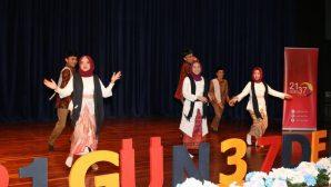 Uluslararası Öğrenciler Kültürlerini Tanıttı
